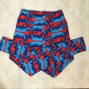 Lularoe Pig Leggings One Size